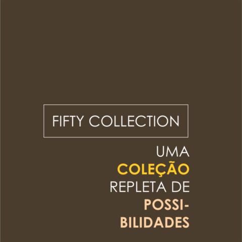 coleção Fifty collection móveis planejados