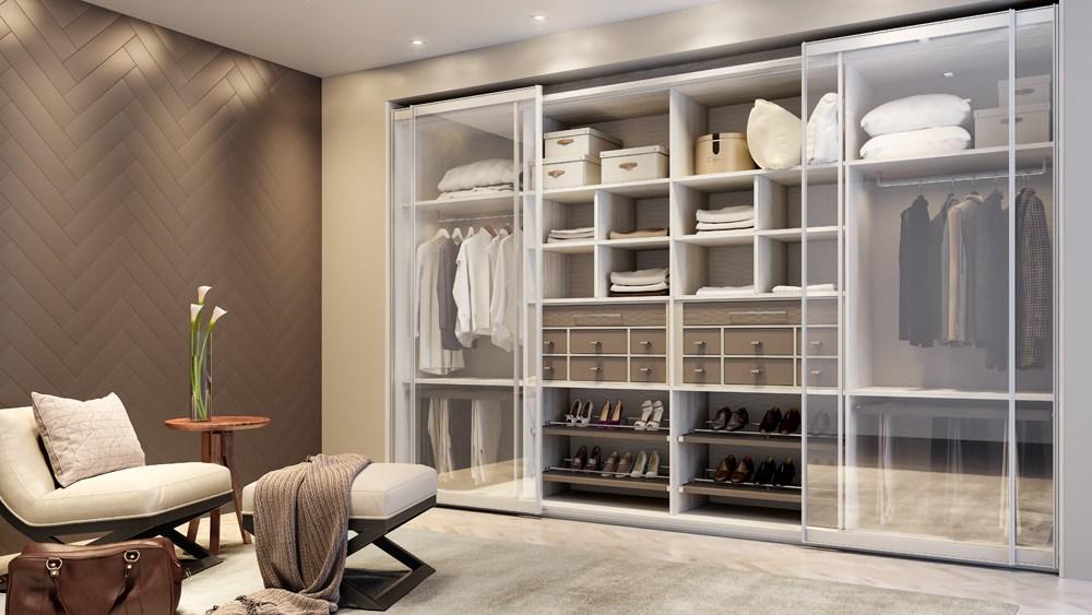 coleção Fifty collection moveis planejados para dormitório casal
